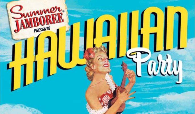hawaaiian party al summer jamboree