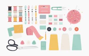 strumenti del cucito