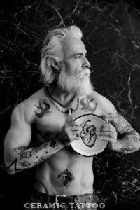i tatuaggi di Alessandro Manfredini