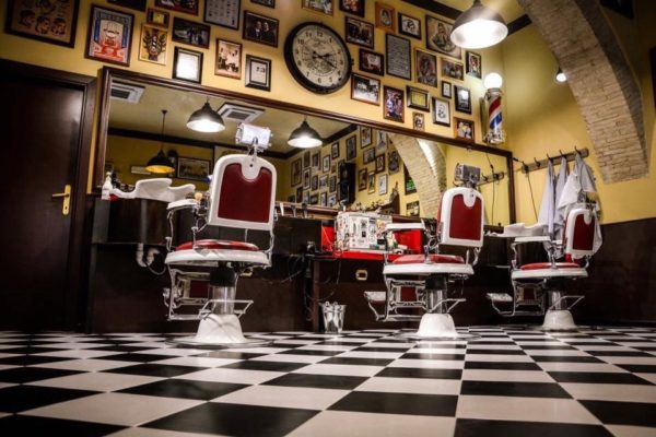capelli da matti barber shop