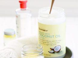 olio e burro di cocco
