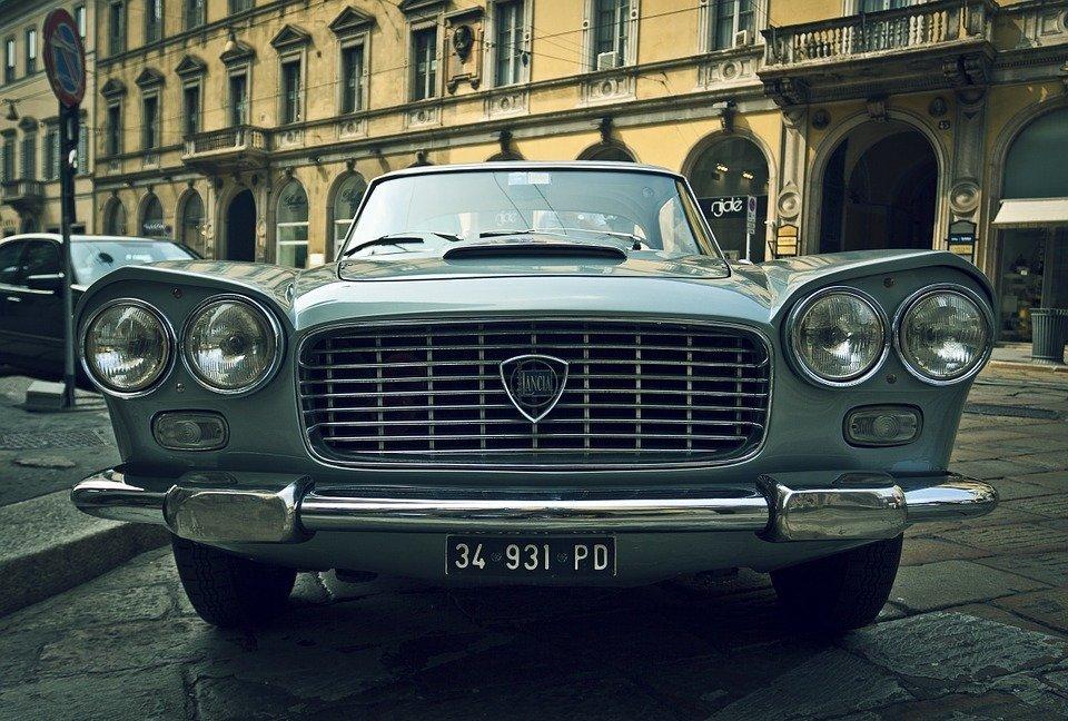 auto d'epoca italiane